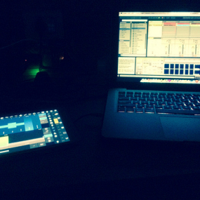 DJの練習