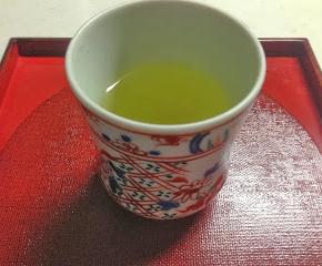 化粧水としての緑茶