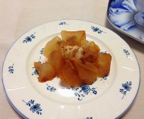 簡単に作れる砂糖を使わないリンゴのお菓子の作り方