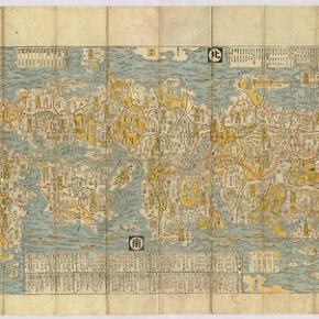 古地図が好き