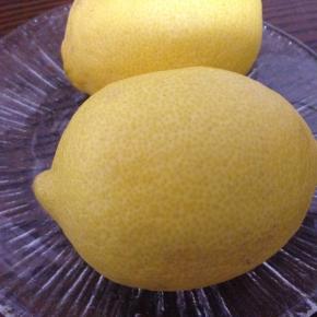 風邪にはレモンとお白湯を