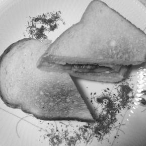 噂のタモリのサバサンドウィッチを作ってみました!【日記】