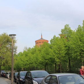 ベルリン出張2015春夏1-6「旅の持ち物とコナカのシャワークリーンスーツ」(ベルリンの春)