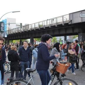 ベルリン出張2015春夏3-6「クロイツベルクのフェス」(人!人!人!)