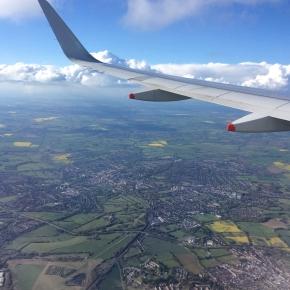 ベルリン出張2015春夏5-6「飛行機内では特別機内食をいただく」(ブリティッシュ・エアウェイズ)
