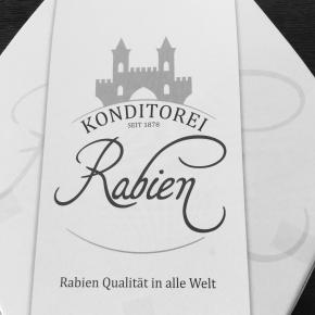 ベルリン出張2015春夏6-6「ベルリンのバウムクーヘン Konditorei Rabien」