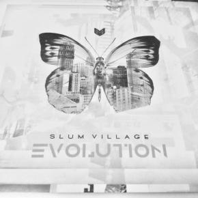Slum Villageの新譜『Yes』を求めてCDショップへ