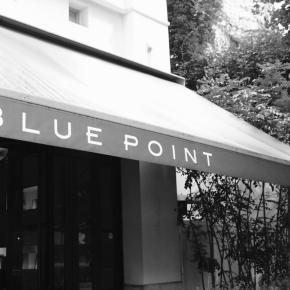 白金台[Blue Point]で恩師の還暦祝い【日記】