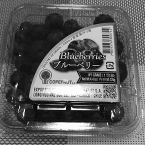 目に良いブルーベリーと世にも美しいダイエットとデジタル断食と