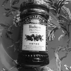 目に良いブルーベリーのアントシアニンは無糖のジャムで摂る:サン・ダルフォー St. Dalfour