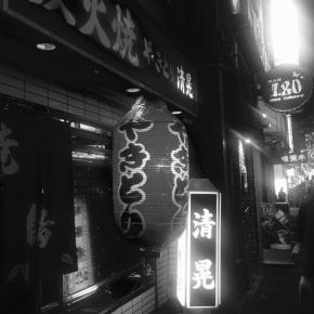新宿の焼き鶏と鶏料理の美味しいお店[清晃]