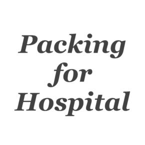 入院生活を快適にするためのグッズを揃える時のポイント