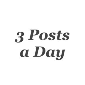 ブログの更新頻度をあげることに再挑戦する