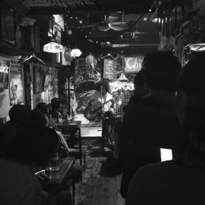 佐藤タイジ / AO YOUNG @ 新百合ヶ丘 Bar Chit Chat