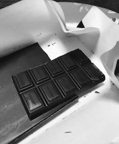 カカオ100%チョコレートで作るホットショコラが美味しい!